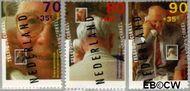 Nederland NL 1611a#1611c  1994 Ouderen en telefooncirkel  cent  Gestempeld
