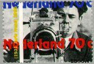 Nederland NL 1634  1995 Internationaal Jaar van de film 70 cent  Postfris