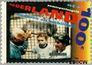 Nederland NL 1641  1995 Ouderen en mobiliteit 100+45 cent  Gestempeld