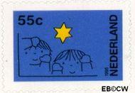 Nederland NL 1662  1995 Gereduceerd tarief 55 cent  Gestempeld