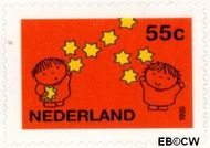 Nederland NL 1663  1995 Gereduceerd tarief 55 cent  Postfris