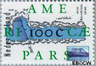 Nederland NL 1697  1996 Ontdekkingsreizen 100 cent  Gestempeld