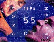 Nederland NL 1705  1996 Kerstengelen 55 cent  Gestempeld