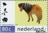 Nederland NL 1711  1997 Natuurlijk Landschapsbeheer 80 cent  Postfris