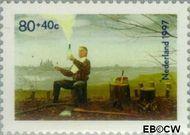 Nederland NL 1738  1997 Sprookjes 80+40 cent  Postfris