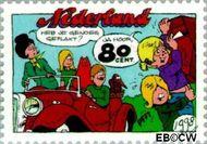 Nederland NL 1782b  1998 Strippostzegels Jan Jans 80 cent  Gestempeld