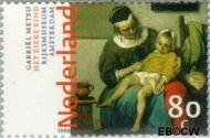 Nederland NL 1831  1999 Nederlandse kunst 17e eeuw 80 cent  Gestempeld
