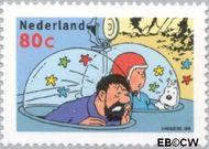 Nederland NL 1839a  1999 Strippostzegels- Kuifje 80 cent  Gestempeld