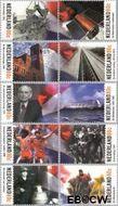 Nederland NL 1842#1851  1999 Deze Eeuw  cent  Postfris