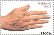 Nederland NL 1878  2000 Gefeliciteerd 80 cent  Gestempeld