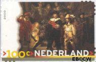Nederland NL 1904  2000 De Nachtwacht 100 cent  Gestempeld