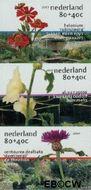 Nederland NL 1970#1972  2001 Tuinen in Nederland  cent  Postfris