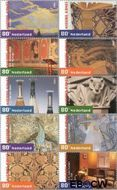 Nederland NL 1974#1983  2001 Nieuwe kunst  cent  Gestempeld