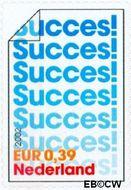 Nederland NL 2056  2002 Felicitatie- zegels 39 cent  Gestempeld