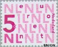 Nederland NL 2136  2003 Bijplakzegels 5 cent  Gestempeld