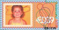 Nederland NL 2178  2003 Persoonlijke postzegels- feest 39 cent  Gestempeld