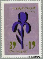 Nederland NL 2253  2004 Bloem en kunst 39+19 cent  Gestempeld