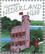 Nederland NL 2323a#  2005 Mooi Nederland- Nijmegen  cent  Gestempeld