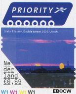 Nederland NL 2407  2006 5 voor Europa 69 cent  Gestempeld