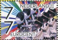 Nederland NL 2652  2009 Muziek in Nederland 77 cent  Gestempeld
