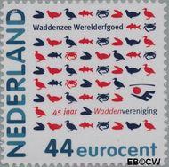 Nederland NL 2694#  2010 Waddenvereniging  cent  Gestempeld