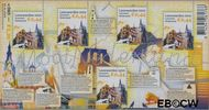 Nederland NL 2718  2010 Mooi Nederland- Leeuwarden  cent  Gestempeld