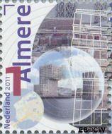 Nederland NL 2789a#  2011 Mooi Nederland- Almere  cent  Gestempeld