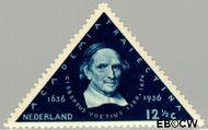 Nederland NL 288  1936 Universiteit Utrecht 12½ cent  Gestempeld