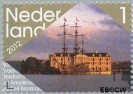Nederland NL 2912  2012 Visit Amsterdam 1 cent  Gestempeld