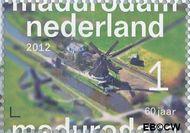 Nederland NL 2930  2012 Madurodam 60 jaar 1 cent  Gestempeld