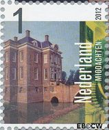 Nederland NL 2935a  2012 Mooi Nederland- Middachten 1 cent  Gestempeld