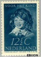 Nederland NL 304  1937 Kinderportret Frans Hals 12½+3½ cent  Gestempeld