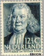 Nederland NL 309  1938 Bekende personen 12½+3½ cent  Postfris