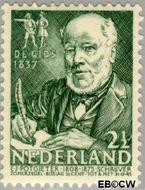 Nederland NL 351  1940 Bekende personen 2½+2½ cent  Postfris
