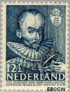 Nederland NL 355  1940 Bekende personen 12½+3½ cent  Gestempeld
