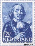 Nederland NL 414  1943 Zeehelden 12½ cent  Gestempeld