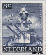 Nederland NL 431  1944 Bevrijding 5 cent  Gestempeld