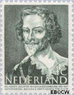 Nederland NL 491  1947 Bekende personen 4+2 cent  Postfris