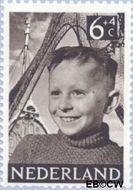 Nederland NL 575  1951 Foto's van kinderen 6+4 cent  Postfris