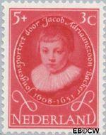 Nederland NL 667  1955 Kinderportretten 5+3 cent  Gestempeld