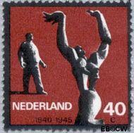 Nederland NL 838  1965 Verzet 40 cent  Gestempeld