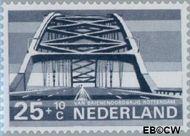 Nederland NL 904  1968 Bruggen 25+10 cent  Postfris
