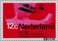 Nederland NL 909  1968 Luchtvaart 12 cent  Postfris