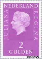 Nederland NL 955  1972 Koningin Juliana- Type 'Regina' 200 cent  Gestempeld