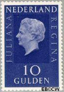 Nederland NL 958b  1981 Koningin Juliana- Type 'Regina' 1000 cent  Gestempeld
