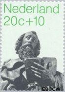 Nederland NL 986  1971 Kerkbeelden 20+10 cent  Gestempeld