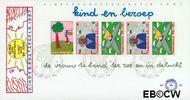 Nederland NL E250a  1987 Beroepen  cent  FDC zonder adres
