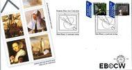 Nederland NL E494  2004 Oude Kunst  cent  FDC zonder adres