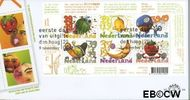 Nederland NL E505  2004 Lekker gezond  cent  FDC zonder adres