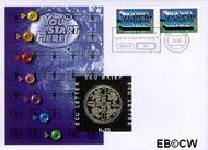 Nederland NL ECU025  1997 Jongerentrends  cent  Postfris